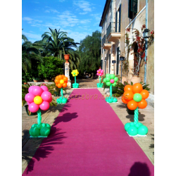 Flor topiary